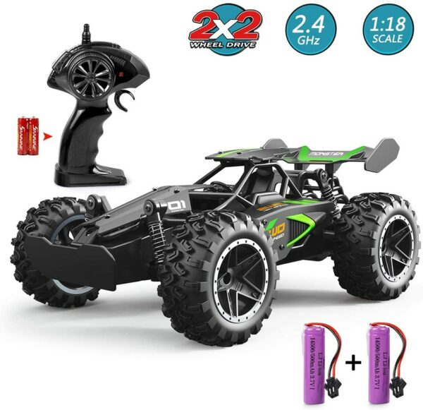 1:18 Scale 2.4Ghz Remote Control RC High Speed Racing Car Electric Toy Car RC Auto Cars