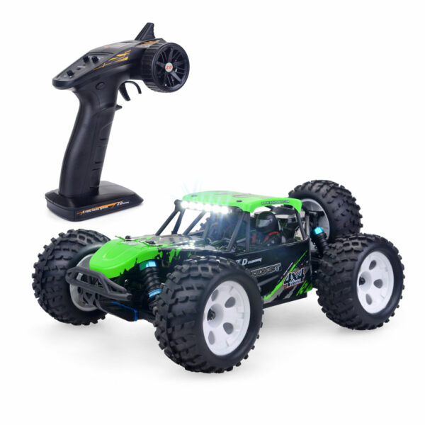 RC Car ZD Racing 1/16 Scale ROCKET DTK16 Brushed 4WD Desert Truck RC Vehicles RC Model 45KM/h