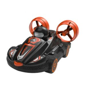 Water and Land 2 IN 1 Remote Control Drift Car Hovercraft Kids RC Toy 2 To 1 Deformation Multifunctional RC Hovercraft Boat Cars