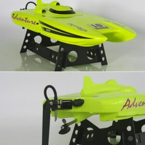 Outdoor Ship Speedboat 2.4G 30KM/h High Speed Remote Control RC Racing Boat 53cm Large Size RC Speedboat waterproof rc toy gifts