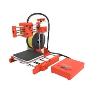 Easythreed® X2 Desktop Mini 3D Printer 100X100X100mm Print Size with APP/LCD Control for Children/Household Steam Education